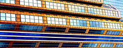 Unit 278-159-24 (Book'em) Tags: abstract architecture geometry geometric buildings lines glass color colour