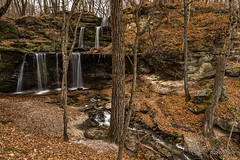 20191102-DSC_7250.jpg (GrandView Virtual, LLC - Bill Pohlmann) Tags: triplefalls fallcolors waterfall mankatomn minnesota