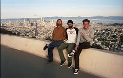 San Francisco 2018 (marzo ph.) Tags: skater skate skateboarding friends potrait film 35mm analog