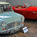 Austin Mini Cooper S Downton & Austin Healey 100M