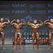 Bodybuilding Heavyweight 2nd Martin 2nd Hajjar 1st Michaliszyn 3rd Strickland