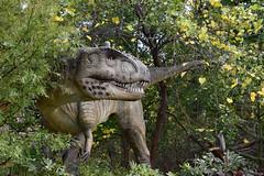 Tyrannosaurus Rex (Dionepsoc) Tags: bronxzoo dinosaursafari dinosaur tyrannosaurusrex trex