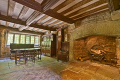 Smithills Hall Bower Room (michael_d_beckwith) Tags: smithills hall bower room fireplace interior interiors inside architecture architectural building buildings place places historic historical history old famous landmark landmarks bolton greater manchester england english british european 4k 5k uhd stock free public domain creative commons zero o hires big large picture photo photograph pic timber pretty pritty beautiful ornate tourism heritage michael d beckwith michaeldbeckwith