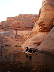 2019-11-02 Antelope Canyon Kayak Tour 10am