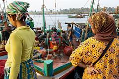 Fish Market; Kampot (Valdas Photo Trip) Tags: cambodia kampot street photography travel