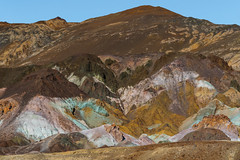 Artist Palette, colorful foothills of the Black Mountains in Death Valley National Park, California (Hanna Tor) Tags: aridclimate artistpalette artistsdrive california deathvalleydesert deathvalleynationalpark extremeterrain famousplace heattemperature mountainrange multicolored scenicsnature southwestusa tranquilscene traveldestinations wildernessarea adventure colorful deathvalley desert destination drive dry ecology footpath geology hike hiking hill land landmarks landscape minerals mountains nature nopeople outdoors road roadtrip ruralscene sand scenery southwest tourism trip unique usa vacations valley view hannator