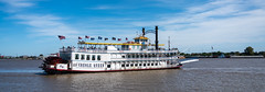 Creole Queen (RoTTeN aPPLe WaYFaReR) Tags: neworleans louisiana unitedstatesofamerica sony mirrorless sonya7riii sonyilce7rm3 fe24105mmf4goss sonyphotographing outside cruise riverboat day river paddleboat sunlight tourist