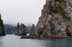 Sea Stacks Alaska (Linnea from Sweden) Tags: nikon d7000 ed afs nikkor 70300mm 14556g vr if swm seastacksalaska sea stacks alaska nature