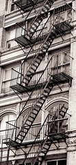 (Kylee Vincent Photography) Tags: new york nyc ny empire state kylee ulianokylee vincent usa unitedstatesofamerica america view art photography architecture city buildings building history historic empirestate fall autumn vacation trip walk 2019 october oct manhattan icon iconic fire escape fireescape design line brick stone stairs ladder uliano tribeca