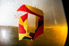 "The ""D"" Day. (LACPIXEL) Tags: macromondays brandandlogos brand brands logo duvel dday macro bière cerveza beer ale belgianale duvelbelgique duvelbelgium duvelfrance nikon nikonfr flickr lacpixel"