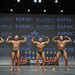 Classic Physique True Novice 4th Smith 2nd Bigonesse 1st Belanger 3rd Greenham 5th Payette