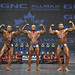 Bodybuilding Middleweight 2nd Duong 1st Mcintyre 3rd Munoz
