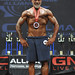 Mens Physique Grandmasters 1st #84 Edward Moccica