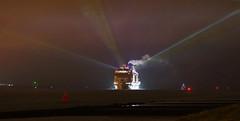 MSC GRANDIOSA (kees torn) Tags: mscgrandiosa msccruiseline hoekvanholland nieuwewaterweg cruiseschepen