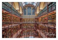 Good luck finding your hidden money (Bob Geilings) Tags: library amsterdam rijksmuseum bibliotheek boeken books mood feel architecture old