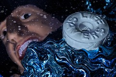Help! (Wes Iversen) Tags: beatles brandsandlogos grandblanc hmm hmmm help livesavers macro macromondays michigan mondaymusicmania mylar ringostarr thebeatles tokina100mmf28atxprod candy figures figurines men people texture water whimsical
