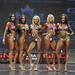 Bikini C 4thPaquette 2nd Saldivia-Odar 1st Gionet 3rd Larsen 5th Glaser