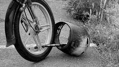 Helmet (patrick_milan) Tags: casque moto helmet weel roue