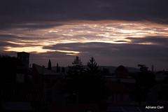 DSC_1156 (Adriano Clari) Tags: alba sunrise mattina morning colori colours rosso red adriano clari