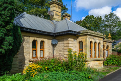The house in the park - Sept. 2019 (I.T.P.) Tags: park lancashire house colours flowers