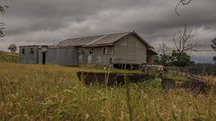 D75_2242 (crispiks) Tags: huon hill wodonga farm old sheds landscape nikon d750 1635 f4