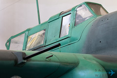 Il-2 Shturmovik (Sam Wise) Tags: shturmovik monino aircraft russia aviation museum il2 ilyushin moscow