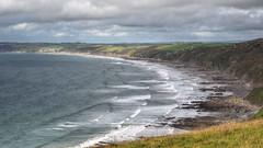 Whitsand Bay, Cornwall (Baz Richardson) Tags: cornwall whitsandbay cliffs coast bays beaches sea