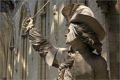 Jean Bart de David D'Angers, Galerie David d'Angers, Angers, Maine-et-Loire, France (claude lina) Tags: claudelina france maineetloire angers musée museum muséedaviddangers daviddangers sculpture oeuvre art jeanbart