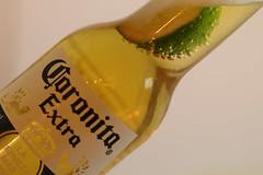 La Cerveza la mas... (francepar95) Tags: macromondaysbrandandlogos theme challenge week beer cerveza coronita brand logo macro hmm bottle