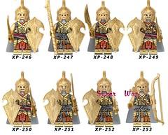 Nouveau Elfes ! (Treunsty) Tags: lego bricks blocs koruit lotr elfes warrior
