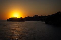 Golden Hour (MrBlueSky* Taking a Break) Tags: dubrovnik adriatic sea walls postcard cropspraying dalmatia ragusa travel sunset pentax pentaxart pentaxlife pentaxawards pentaxflickraward pentaxistd aficionados