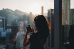 City Girl. (MichelleSimonJadaJana) Tags: color sony ilce7rm3 α a7riii a7r iii full frame emount femount nex fe zeiss batis 40mm f2 402 cf ze4020cf vsco documentary lifestyle snaps snapshot portrait childhood children girl girls kid jada jana hong kong 香港