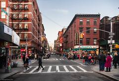 Little Italy  (Manhattan - NYC) (ricardocarmonafdez) Tags: newyork manhattan littleitaly streetphotography cityscape urban lights shadows color nikon d850 24120f4gvr people ciudad city