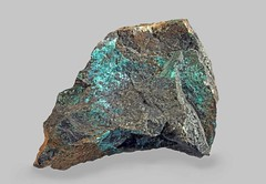 McGuinnessite (Ron Wolf) Tags: earthscience geology mcguinnessite mineralogy rwpc macro mineral nature spheroidal california typelocality