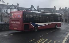 Borders Buses Optare Metrocity YJ17FZD 11728 (Daniely buses) Tags: service60 11728 yj17fzd optaremetrocity optarebus wcm westcoastmotors bordersbuses