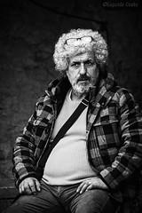 Non sono Ted Grant - I'm not Ted Grant (Eugenio GV Costa) Tags: approvato ritratto black white men man portrait bianco e nero street