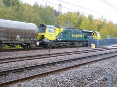70003 (Jon Horrocks) Tags: broughtonlanejunction sheffield valleycentertainment 70003 class70