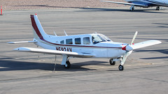 Piper PA-32R-300 Lance N5924V (ChrisK48) Tags: n5924v piperpa32r300 lance 1977 kdvt dvt aircraft airplane phoenixaz phoenixdeervalleyairport