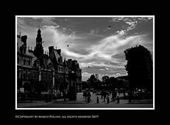 Life in the shadows (Pollini Photo Laboratory) Tags: marcopollini polliniphotolabcom fotografiaurbana streetphotography leica leicamp summarit 35mm blackwhite bianconero monocrome paris parigi france