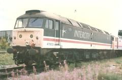 47802 Stratford (trev9777) Tags: 47802 intercity stratford class47