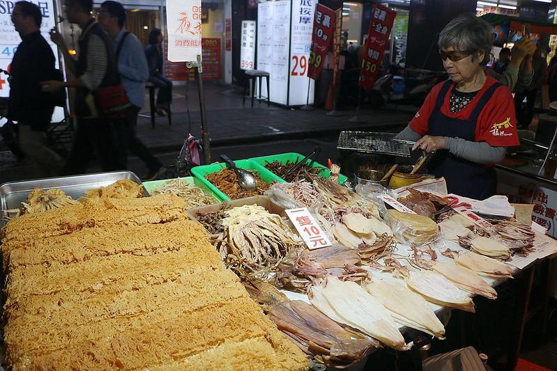 台北夜市打牙祭109