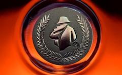 """Brand and Logos"" (fdlscrmn) Tags: macromondays brandandlogos brand logos brandlogos bottle courvoisier nikkor"