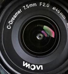 Daydreamer (heinrich_511) Tags: lens mft 75mmf2 macromondays laowa brandandlogos wideangle filter