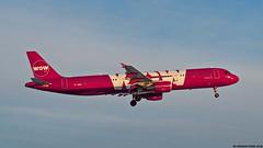 P3222103-2 TRUDEAU (hex1952) Tags: yul trudeau iceland wow airbus a321 tfson a321211