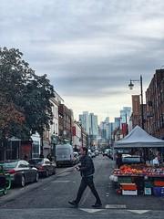 Across Horton Street (marc.barrot) Tags: urbanlandscape streetphotography uk n1 london hackney hoxtonstreet