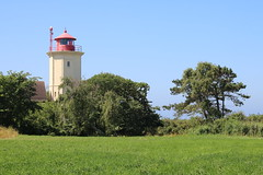 Fehmarn: Leuchtturm Westermarkelsdorf (Helgoland01) Tags: fehmarn ostsee insel island deutschland germany schleswigholstein lighthouse leuchtturm balticsea