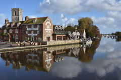 308/365 Reflections @ Wareham Quay ! (timmynomates2003) Tags: wareham 308365 365