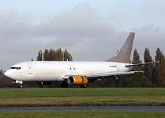 EI-STM Boeing 737-4Z9 SF 'ASL Airlines' (Keith B Pics) Tags: eistm 737 boeing b737400 cargo asl amazon oyjtm n837ac urgap oelni jettime keithbpics londonsouthendairport sen egmc canon