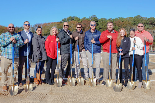Saddle Ridge Clubhouse Groundbreaking