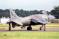 British Aerospace Sea Harrier FRS1 (Vortex Aviation Photography) Tags: outdoor airshow uk aviation bournemouth international hurn airport royal navy aircraft jet fighter plane british aerospace sea harrier frs1 zd610 vtol